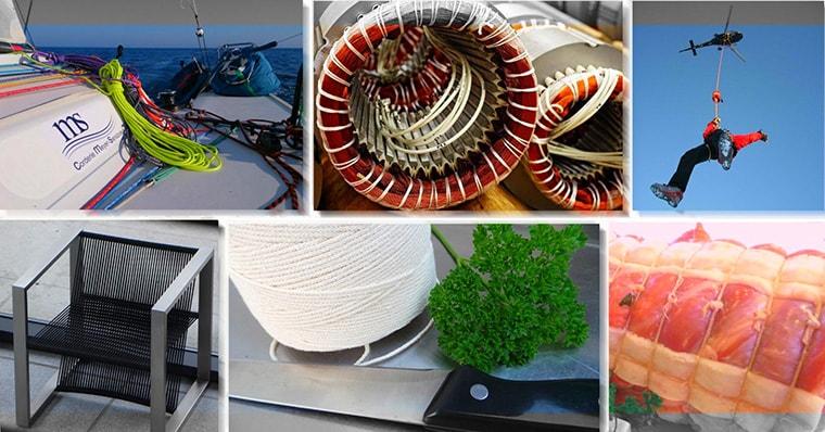 Meyer-Sansboeuf propose des solutions textiles techniques pour le levage, le liage et la traction