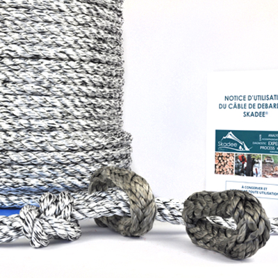 Fiche produit kit loop textile Skadee - Débardage forestier