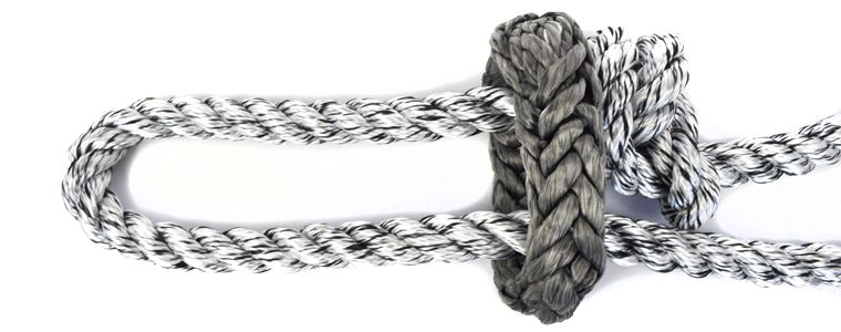 Skadee : Kit de câble de débardage tout textile